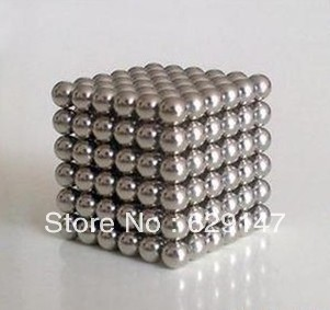 Free shipping 5mm magnet ball amazing ball toy