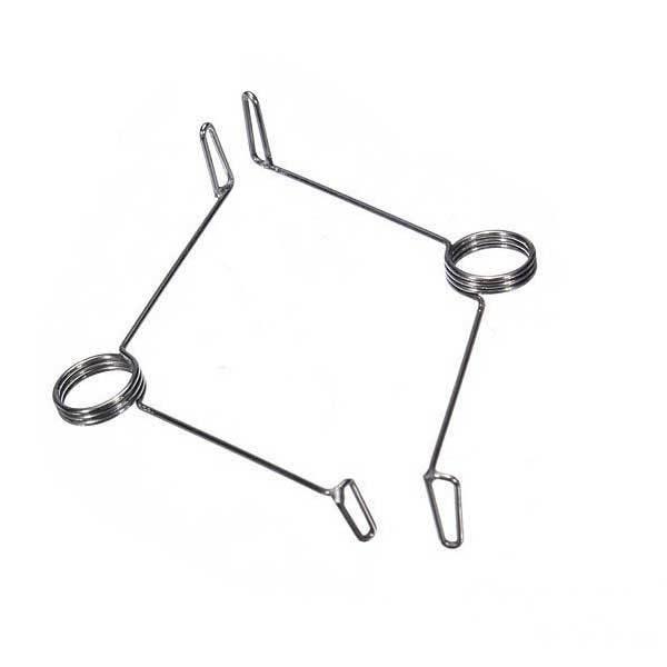BuyGento Cheap 6Pcs Lock Picks Spring Tension Wrench Set Locksmith Tools(China (Mainland))