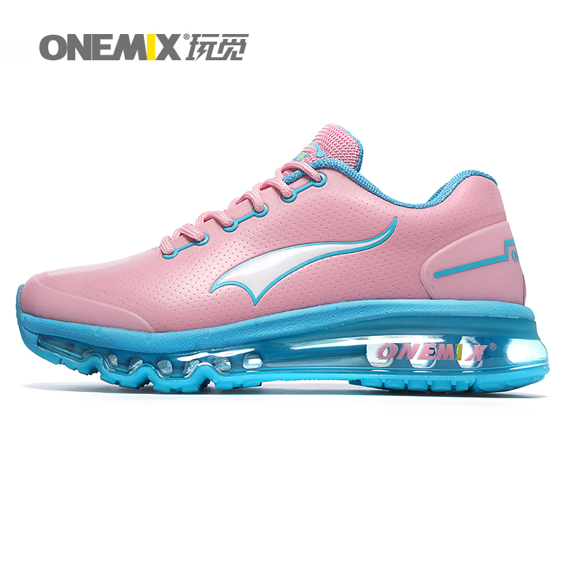 ONEMIX Women Running Shoes Air Cushion Sport Shoes for Women Lace Up Athletic Sneakers with 3 Colors 1121 <br><br>Aliexpress