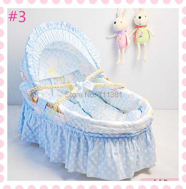 Детская кроватка Baby kingdom EMS 0/6 2015 003