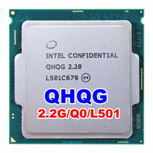 Buy INTEL QHQG Engineering version ES I7 2.2G 65W quad core quad-core 8thread CPU Q0 version L501 support memory DDR3L DDR4 for $156.90 in AliExpress store