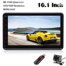 10.1 Inch Quad Core Android 4.4 Universal Car Radio Stereo with Built-in WIFI,Bluetooth,GPS,RDS,1024*600 HD Resolution(China (Mainland))