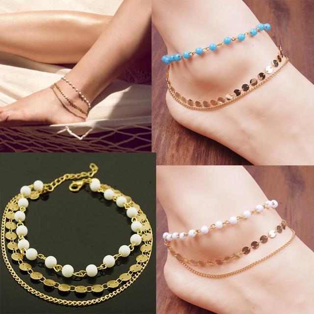 Ножной браслет браслеты tobilleras браслеты для женщин мода ножные браслеты нудистский ...