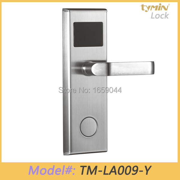 Electronic Standalone Smart RFID Card Hotel Door Lock Control System(China (Mainland))