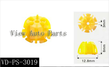 20pcs OEM ASNU036 Fuel injector Plastic Part Pintle Cap Top Quality Fuel Injector Repair Service Kit VD-PS-3019