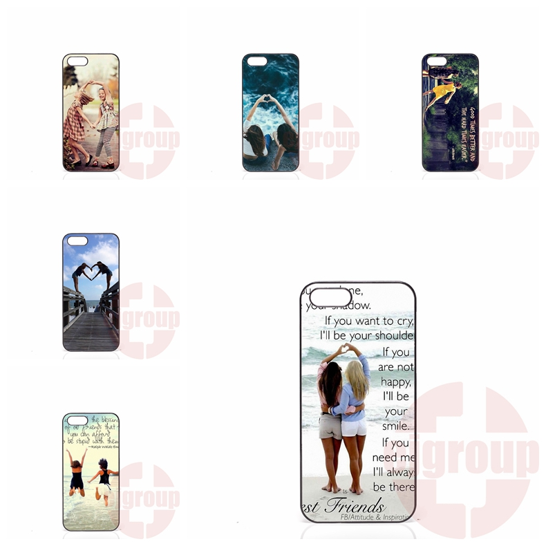 matching shape bff girls Lenovo A6000 A7000 A708T Oppo N1 mini Fine 7 R7 R9 plus Nokia 550 Live Love Phone  -  well cases store