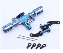ALZRC 450 FBL Main Rotor Set HS45306 Flybarless System Blue ALZRC 450 Parts Free Shipping with Tracking