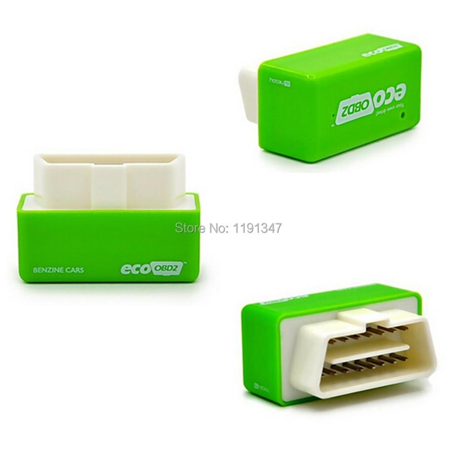 5 pc/lot 2015 New EcoOBD2 Benzine Chip Tuning Box Plug and Drive EcoOBD2 Benzine Chip Tuning Box(China (Mainland))