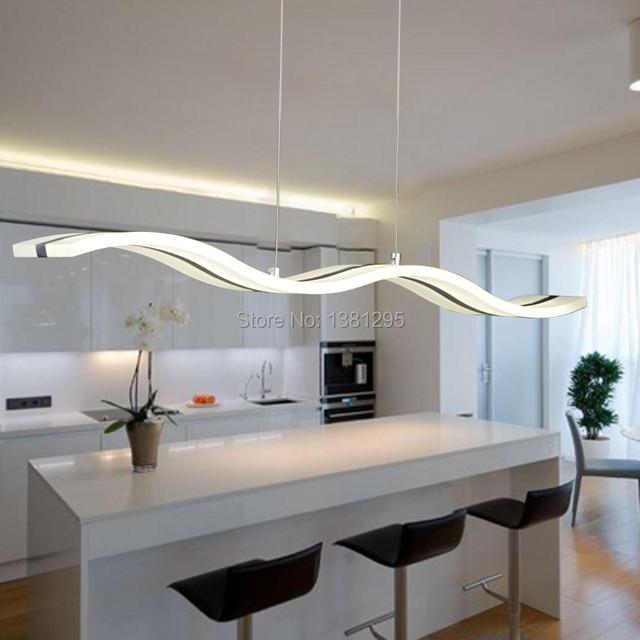 Modern Led Pendant Light Hanging Ceiling Lamp Dining Room