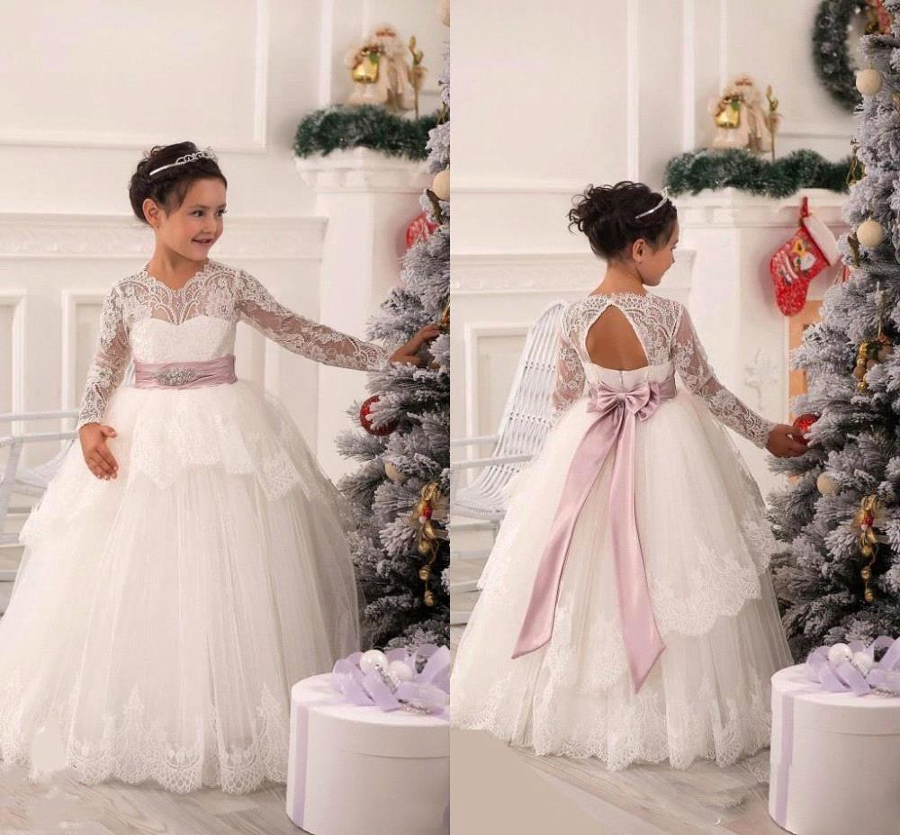 Online Get Cheap Flower Girl Dresses Navy Blue -Aliexpress.com ...