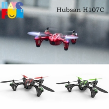 Mini Rc Drones Hubsan H107C 2.4G 6-Axis Quadcopter with HD 0.3MP Camera 4CH Helicopter Portable Dron Toys 3 Colors Available