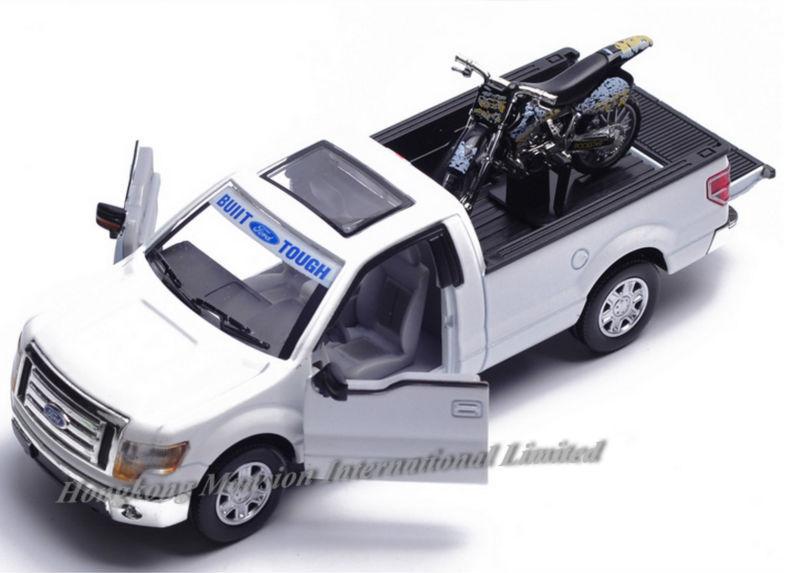 New 132 Car Model For Ford F-150 Raptor (6)