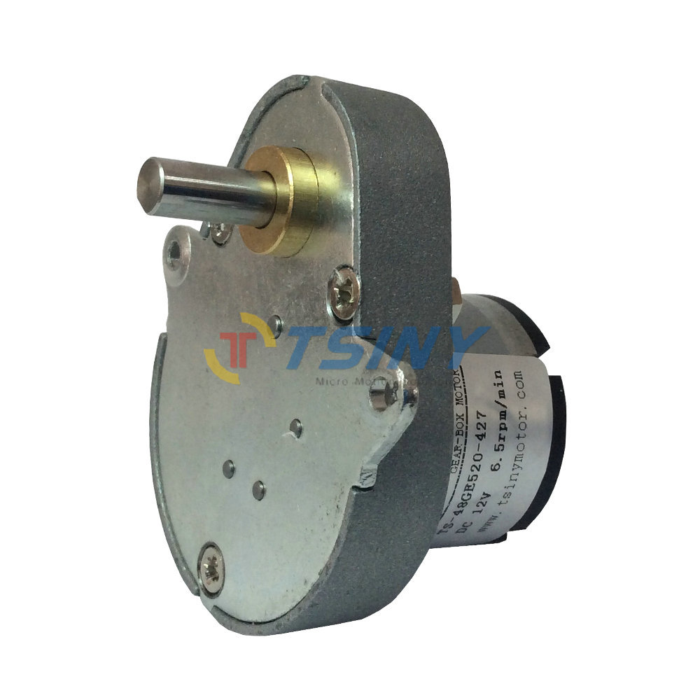 Dc Gear Motor 12vdc 4w Low Speed Vending Machine Motor Free Shipping In Dc Motor From