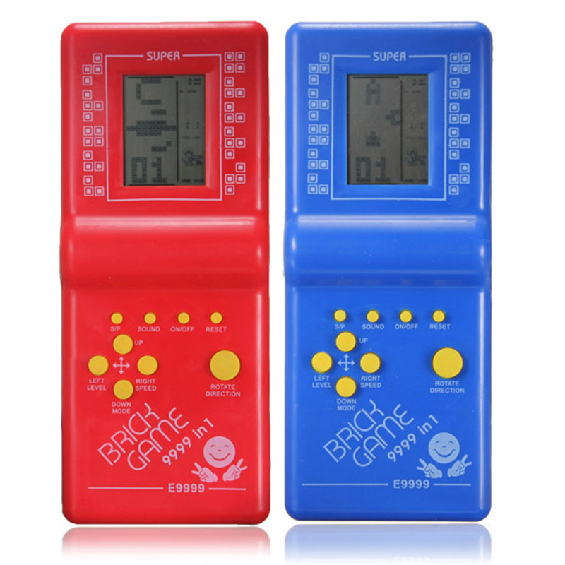 Newest !! Special Offer Childhood Classic Tetris Hand Held LCD Electronic Game Toys Fun Brick Game Riddle Educational Toys<br><br>Aliexpress