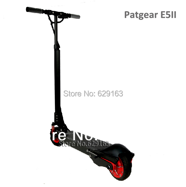 PATGEAR / E5II Egret, 36V Lithium battery Portable Folding electric Scooter, Mini Electric Bike - Suntek Industrial Co., Limited store