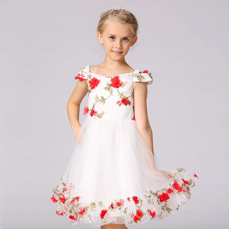Compare Prices on Flower Girl Dress Less- Online Shopping/Buy Low ...