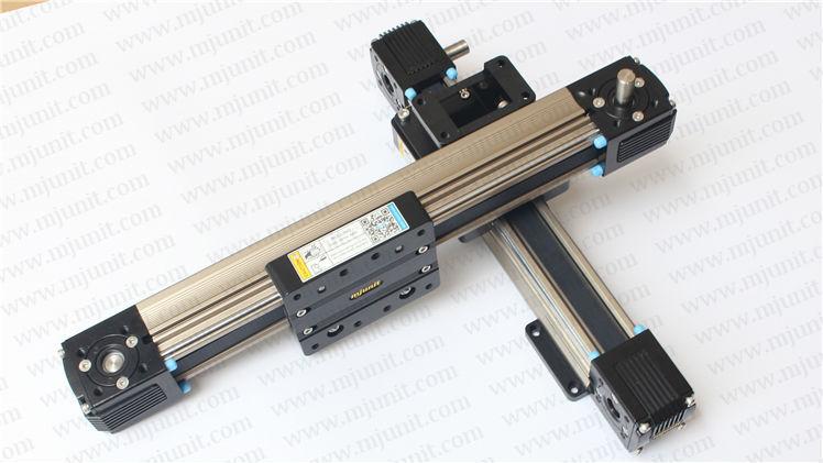 cnc machine rails