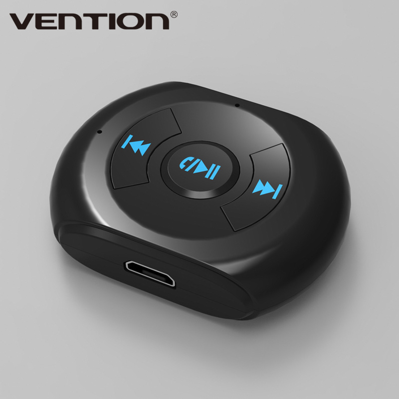 VENTION Bluetooth 4.0 Music Reveiver Portable 3.5mm Wireless Bluetooth AUX Audio Receiver Adapter for Stereo Speaker Car Kit<br><br>Aliexpress