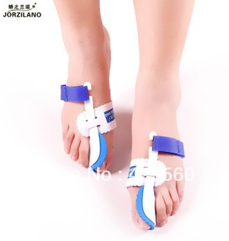 1 Pair Beetle Crusher Bone Ectropion Toes Outer Orthotics Appliance Professional Technology(China (Mainland))