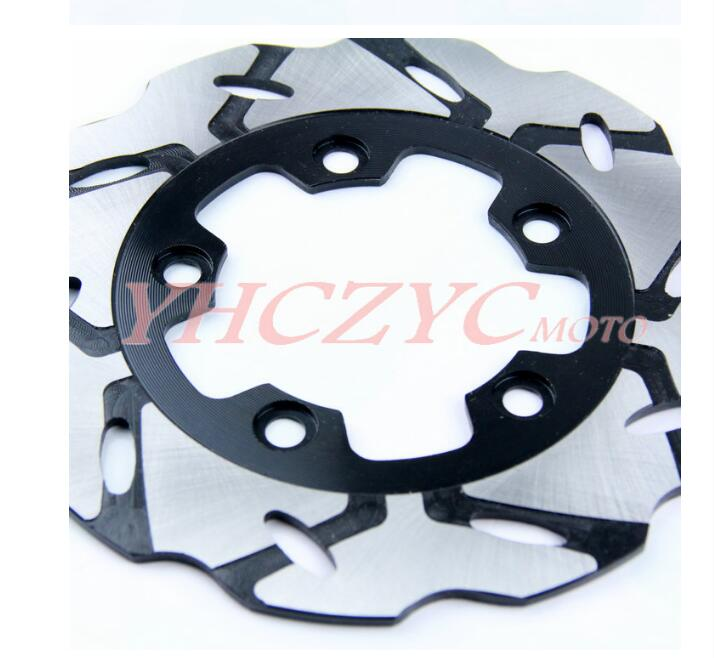 Фотография Free shipping  motorcycle rear brake conversion brake disc suitable for Suzuki bandit king 1200 GSF1200(1996-1998-2006 years )