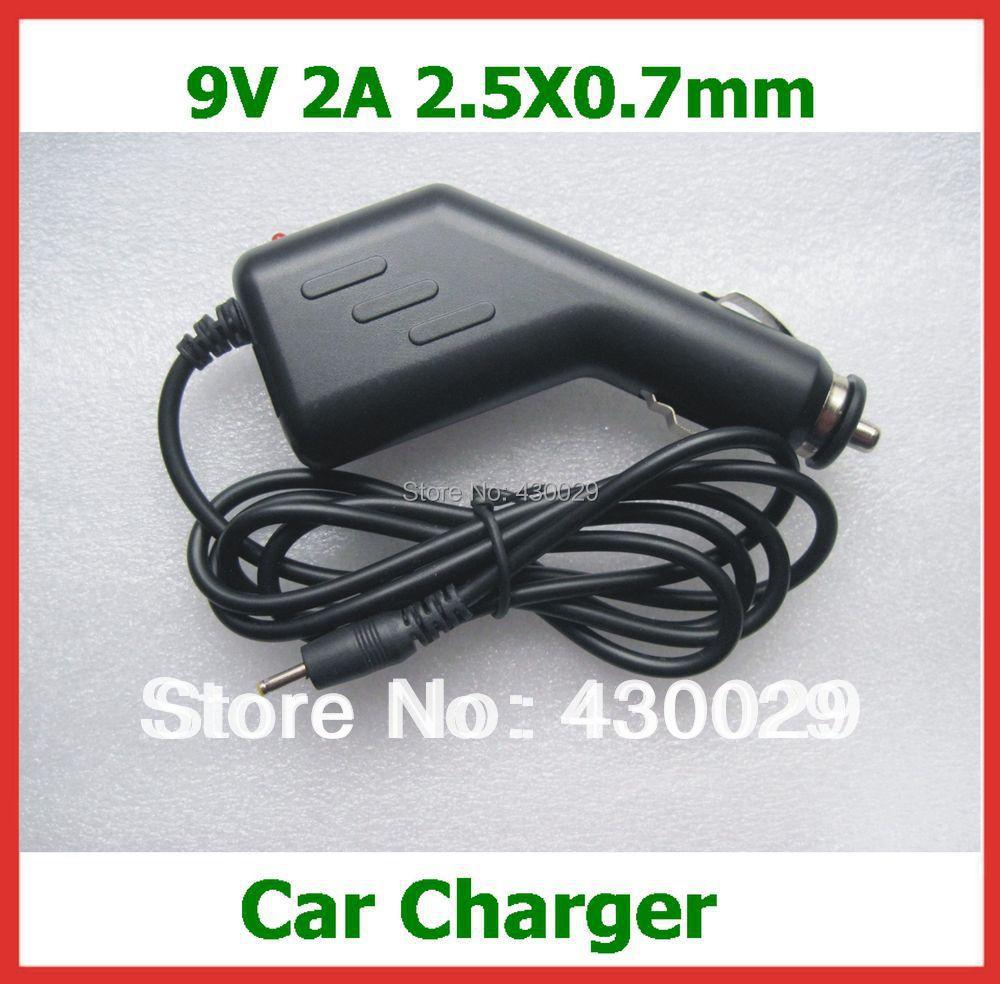 Зарядное устройство для планшета NO 9 2 DC 2.5x0.7mm Flytouch 3 4 Superpad 3 2 Aoson M19 M11 Pipo 2 3 M8 SmartQ T30 T20 T19 Chuwi V3 9V 2A car charger car charger for tablet pc cube u10gt u10gt2 aoson m19 more black dc 9v