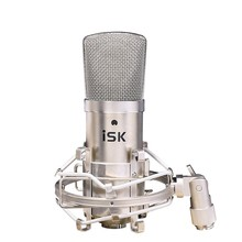 ISK BM-800 Condenser Microphone Professional Recording Microphone Music Create Broadcast And Studio Microphone(China (Mainland))