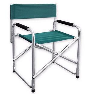 In the promotional field catcher lightweight aluminum director chairs outdoor folding chair leisure chair portable chair(China (Mainland))