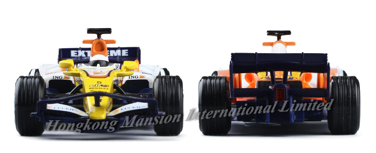 132 Car Model For Renault R28 F1 Racing (5)