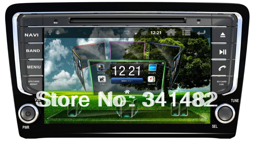 Android CAR RADIO PLAYER SUPPORTS WIFI/3G/GPS/RDS/IPOD/SD/USB/OBD/STEERING WHEEL CONTROL FOR VW SANTANA 2013- - Shenzhen TomTop E-commerce Technology Co., Ltd. store