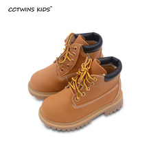 2016 spring autumn winter children boots kids warm shoes fur girls Rome brown boots baby leather shoes toddler brand fashion(China (Mainland))