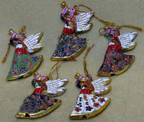 Wholesale-6pcs-Classic-Chinese-Handmade-Cloisonne-Angel-Ornaments-for-christmas-decoration (4)