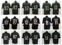 New England Patriot ,Tom Brady,Rob Gronkowski,Julian Edelman for men Black Green Salute(China (Mainland))