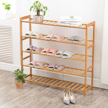 Shoe Racks Bamboo Assembled Type Solid Wood Multilayer Special Offer Shoe Hanger Room Natural Wood Household Shelves(China (Mainland))