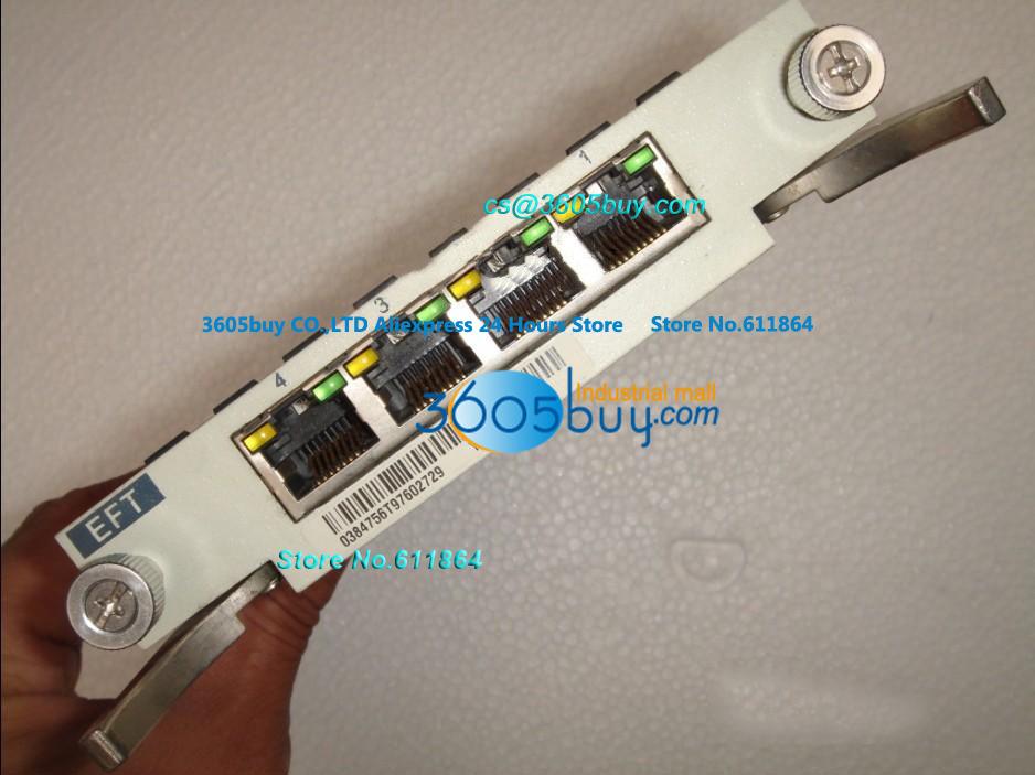 Metro1000 SS42EFTQ01 EFT 4 port Ethernet interface board(China (Mainland))