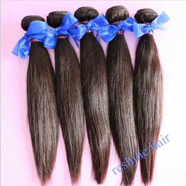 Indian weave hair 3-4pcs/lot unprocessed julia virgin hair straight premium now grade 5a raw indian remy yvonne hair bundles(China (Mainland))