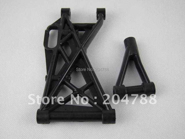 Baja plastic parts, rear suspension arm set, with free shipping