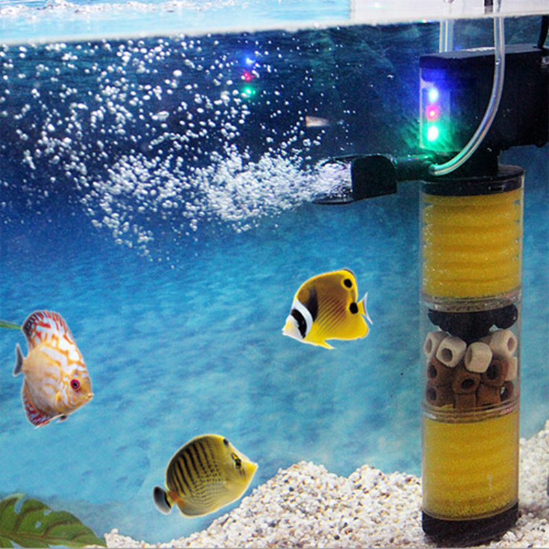 Can filter tank promotion shop for promotional can filter for How to make a fish tank filter