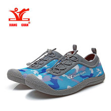 Xiangguan 2016 Summer Lovers Running Shoes Camouflage Women Breathable Walking Shoes Men Lazy Shoe Cheap Online Sale EUR 36-44(China (Mainland))
