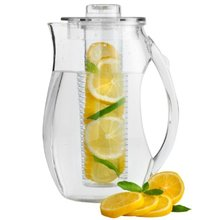 Healthy Fruit Infusion Flavor Pitcher, BPA Free Fruit Flavor Pitcher(China (Mainland))