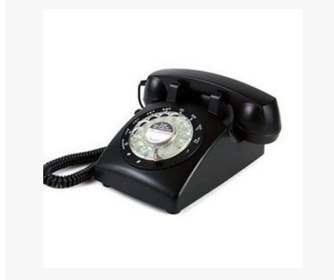 1960 Old and redial functions resin pink black vintage retro telephone dial rotation telephone(China (Mainland))