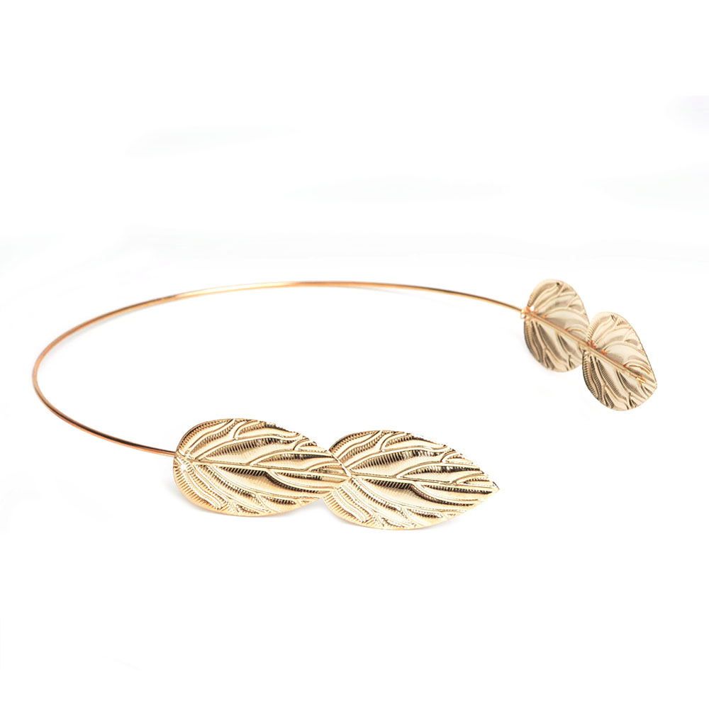 2016 New Fashion European Bohemian Ethnic Gold Plated Metal Leaves Hairbands Head Band Bridal Hair AccessoriesCheveux Mariage(China (Mainland))