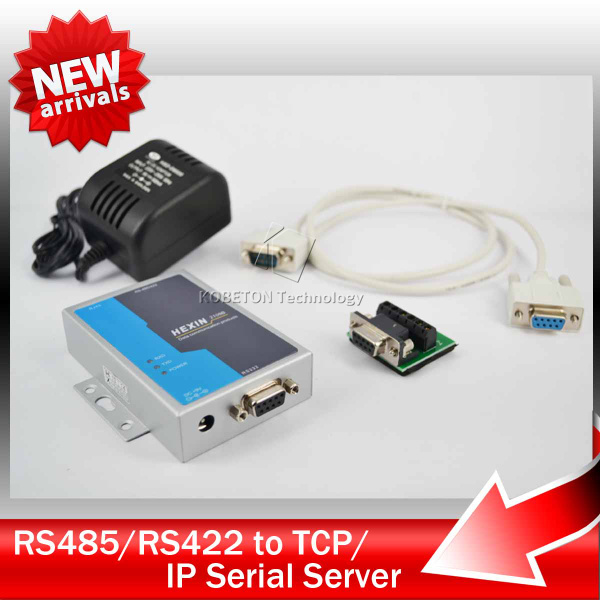 RS232 RS485 RS422 RJ45 Data Convertor Adapter RS-232 RS-485 RS-422 DB9 Communicate Distance1.8KM Surge Protection RS 232 485 422(China (Mainland))