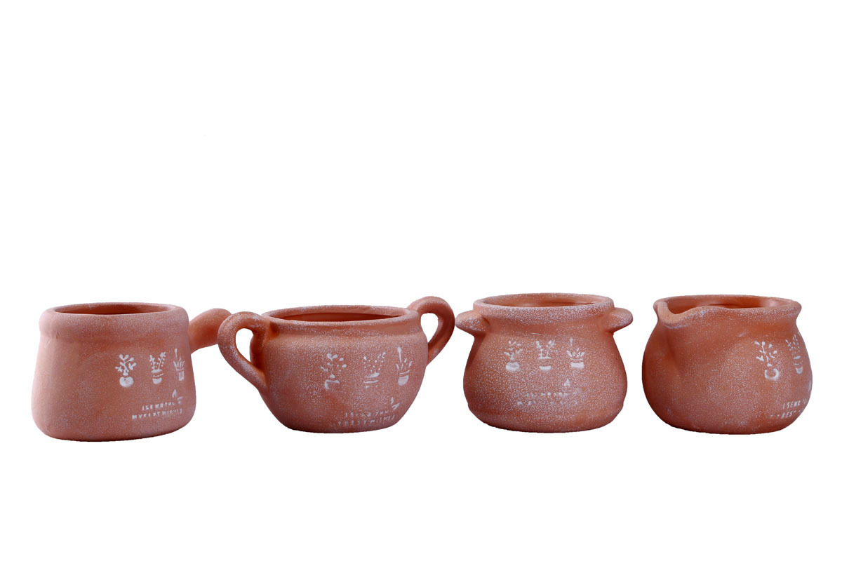 Online Buy Wholesale Small Clay Pots From China Small Clay