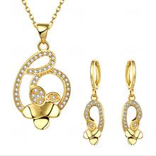 Ювелирные наборы  от LINCHIH JEWELRY для женщины, материал Кристалл артикул 32446918495