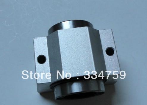 Free Shipping SC16VUU SCV16UU 4pcs/lot 16mm CNC DIY unit short slide block linear slide bearing units for XYZ table CNC router(China (Mainland))