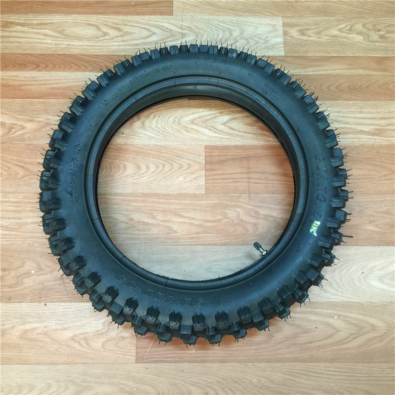For the wear-resistant wide-licensing motorcycle off-road motorcycle tires before the 70 / 100-17 after 90 / 100-14 inch tires(China (Mainland))