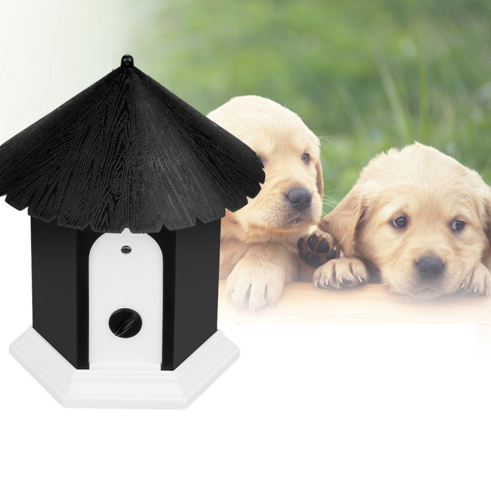 2015 Pet Products Puppy Outdoor Ultrasonic Anti Barking