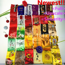 2016 Newest 31 Different Flavors Chinese slimming Tea herb Milk Oolong tie guan yin Dahongpao bag Gift 250g Food Free Shipping(China (Mainland))