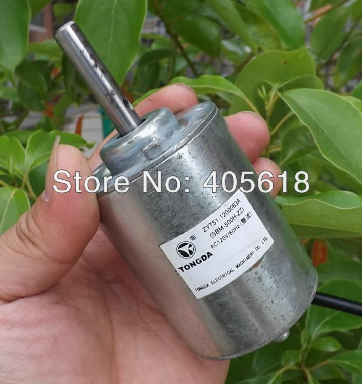 1PC High Power DC 120V 2500rpm 60W Permanent Magnet Motor Wind Turbine Generator Free shipping(Hong Kong)