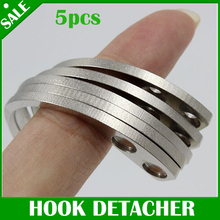 EAS Hook Key Detacher Of The EAS Hard Tag Remover detacher hook 5pcs/lot freeshipping EAS System